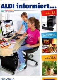 Aldi Süd Für Schule, Studium & Büro Juli 2012 KW28