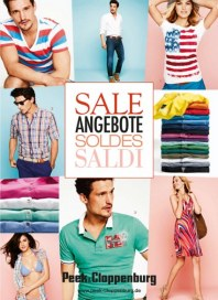 Peek & Cloppenburg Sale Juli 2012 KW27