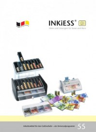 INKiESS Margot Voss GmbH & Co  VOSCOPLAST KG Ideen und Lösungen für Kasse und Büro Juni 2012 KW22
