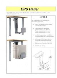 m3 contor GmbH Büromöbelzubehör Juni 2012 KW22