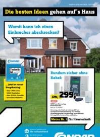 Conrad Die besten Ideen gehen auf´s Haus Juli 2012 KW27