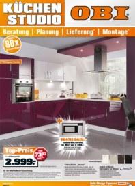 OBI OBI - Küchenstudio Juli 2012 KW27