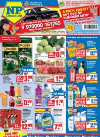 NP-Discount Niedrige Preise - Clevere Kunden Juli 2012 KW27 1