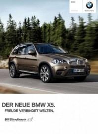 BMW AG Bayerische Motoren Werke Der neue Bmw X5 Juni 2012 KW23