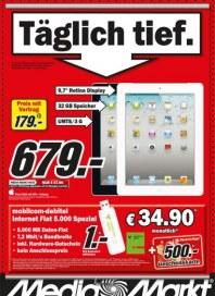 MediaMarkt Täglich Tief Juli 2012 KW27