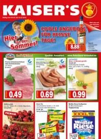 Kaiser's Coole Angebote für heiße Tage Juli 2012 KW28