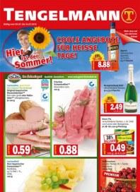 Tengelmann Coole Angebote für heiße Tage Juli 2012 KW28