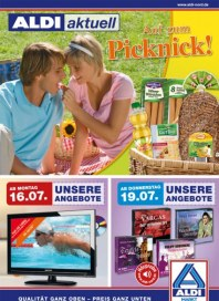 Aldi Nord Auf zum Picknick Juli 2012 KW29