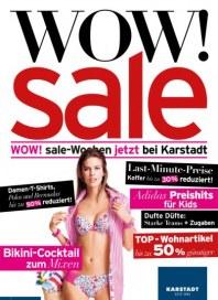 KARSTADT WOW! Sale Juli 2012 KW28