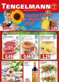 Tengelmann Sonnige Zeiten für Frische-Fans Juli 2012 KW29