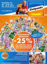 Zielpunkt Zielpunkt Angebote 19.07. - 25.07.2012 Juli 2012 KW29