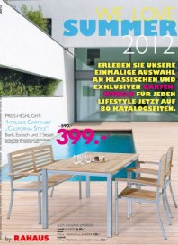 Rahaus We love summer Juli 2012 KW29