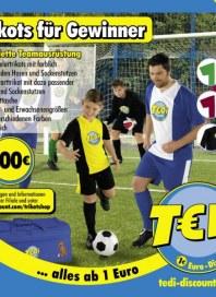 Tedi Trikots für Gewinner Juli 2012 KW29
