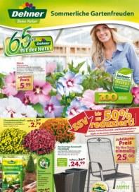 Dehner Sommerliche Gartenfreuden Juli 2012 KW30