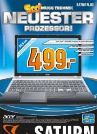 Saturn Neuester Prozessor Juli 2012 KW30