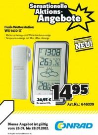 Conrad Sensationeller Donnerstags-Deal Juli 2012 KW30 3