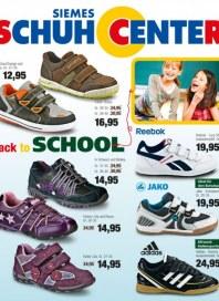 SIEMES Schuhcenter Back to school Juli 2012 KW30