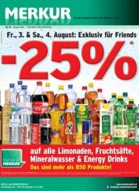 Merkur Merkur Niederösterreich Angebote 30.07. - 11.08.2012 Juli 2012 KW31