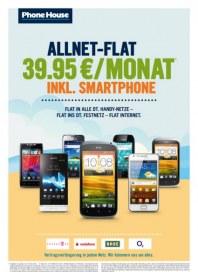 Phone House Allnet-Flat August 2012 KW31