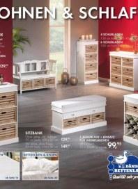 Dänisches Bettenlager Wohnen & Schlafen Juni 2012 KW25