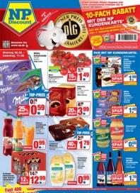 NP-Discount Niedrige Preise - Clevere Kunden August 2012 KW32