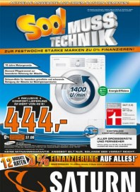 Saturn Soo! Muss Technik August 2012 KW32 1