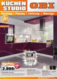 OBI Aktuelle Küchenangebote Juli 2012 KW27