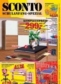 Sconto Schulanfang Spezial Juli 2012 KW31