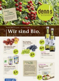 Denn's Biomarkt Hauptflyer August 2012 KW31
