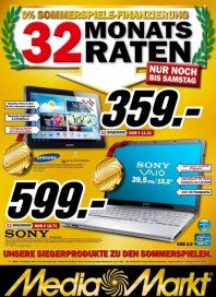 MediaMarkt Hauptflyer August 2012 KW31