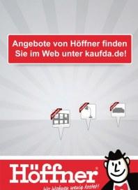 Höffner Höffner im WEB August 2012 KW32