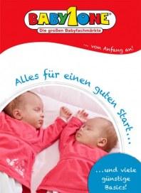 BabyOne Alles für ein guten Start August 2012 KW32