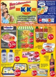 K+K - Klaas & Kock Wenn Lebensmittel, dann K+K August 2012 KW32