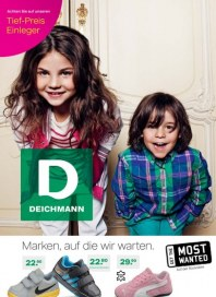 Deichmann Most Wanted August 2012 KW31