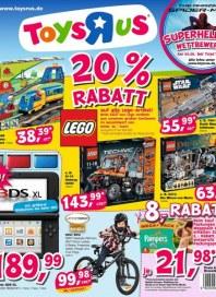 Toys'R'us 20% Rabatt August 2012 KW31 1