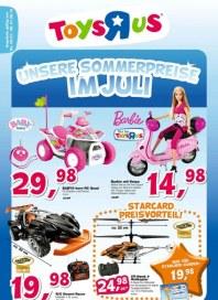 Toys'R'us Unsere Sommerpreise Juli 2012 KW27 1