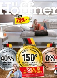 Höffner Gold August 2012 KW31