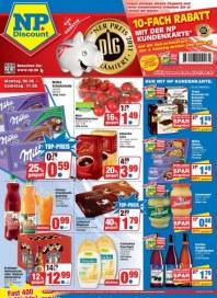 NP-Discount Aktueller Wochenflyer August 2012 KW32
