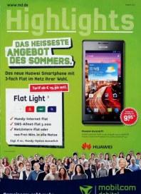mobilcom Aktuelle Angebote August 2012 KW31