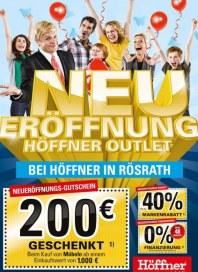 Höffner Outlet August 2012 KW31