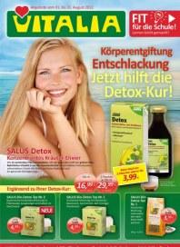 Vitalia Alles für die Gesundheit August 2012 KW31