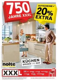 XXXL Küchen Speisen und Bad Küchen Speisen und Bad August 2012 KW32