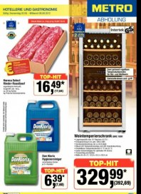 Metro Cash & Carry Gastronomie-Journal August 2012 KW31