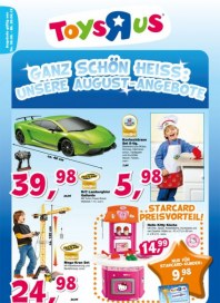 Toys'R'us Unsere August-Angebote August 2012 KW32