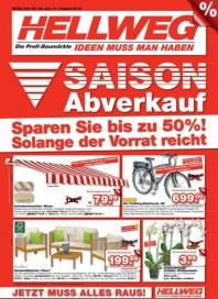 Hellweg Aktuelle Angebote August 2012 KW32