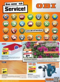 OBI OBI Angebote 10.08. - 22.08.2012 August 2012 KW32