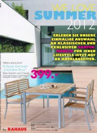 Rahaus We love Summer Juli 2012 KW27 1