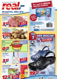 real,- Endspurt August 2012 KW33