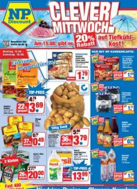 NP-Discount Niedrige Preise - Clevere Kunden August 2012 KW33 1