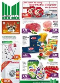 Marktkauf Angebote der Woche August 2012 KW33